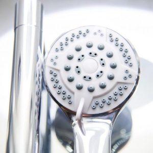 Clearwater Left Mirror Shower Head