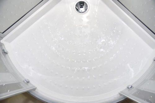 Essence White Shower Floor