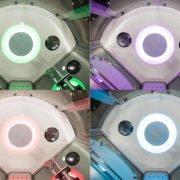Hydro Plus Mirror Chromotherapy