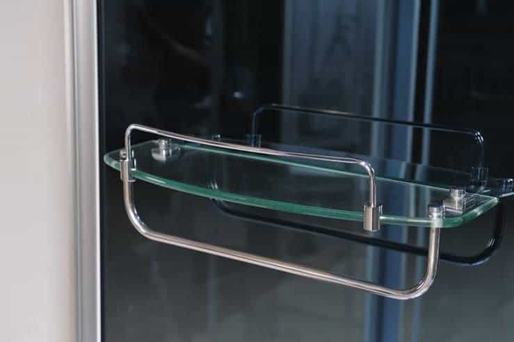 Hydro Plus Mirror Shelf