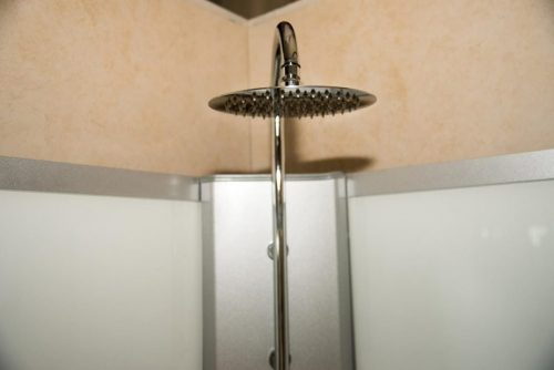 Pure right monsoon shower head