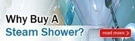 why buy a steam shower