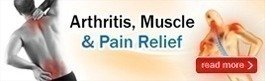 arthritus muscle and pain relief