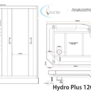 Hydro Plus 1200 Mirror Left