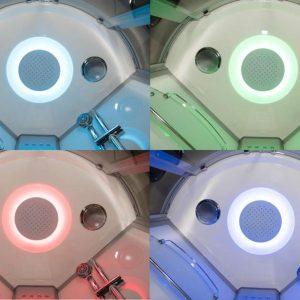 Hydro Plus white Chromotherapy