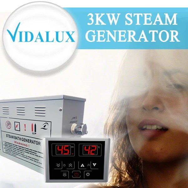 3KW Vidalux Steam Generator