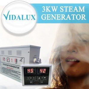 3kw steam generator