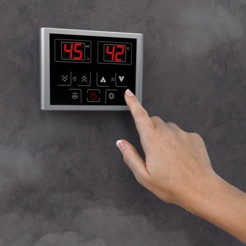 Vidalux Steam Generator Control Panel