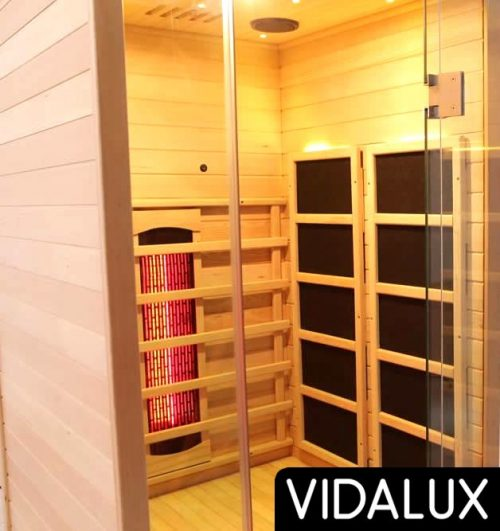 1 man sauna vidalux