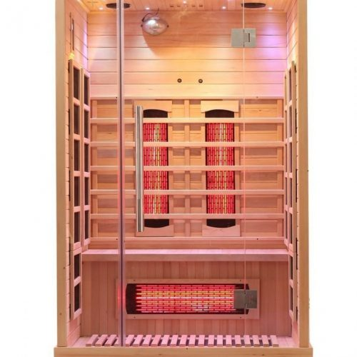 2 person vidalux sauna