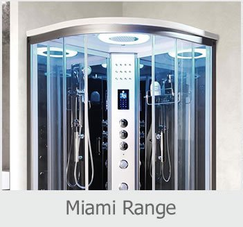 miami steam shower